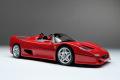 ** 予約商品 ** Amalgam M5938 1/18 フェラーリ F50