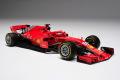 ** 予約商品 ** Amalgam M5999 1/18 Ferrari SF71H 2018
