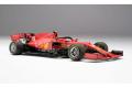 【お取り寄せ商品】 Amalgam M6144 1/18 Ferrari SF1000 2020 Leclerc / Vettel