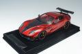 【お取り寄せ商品】 Mansory 1/18完成品 Mansory Stallone 812 Superfast Red Metallic Limited 30pcs