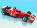 BBR MET108 フェラーリ F1-2001 Test Fiorano