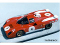 MARSH MODELS MM040 フェラーリ 512M Kyalami 1970 winner