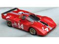 MARSH MODELS MM184 フェラーリ 512M NART Watkins Glen 1971