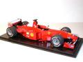 MODEL PLUS MP1205 1/12 フェラーリ F399 モナコGP 1999