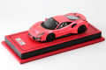 MR collection 1/43 Ferrari 488 Pista Metallic Pink Limited 10pcs