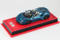 MR collection 1/43 Ferrari 488 Pista Spider Metallic Green Limited 10pcs
