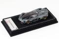 MR collection 1/64 Lamborghini Terzo Millennio Matt Grey Lmited 599pcs