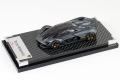 MR collection 1/64 Lamborghini Terzo Millennio Matt Grey (Carbon Base) Lmited 99pcs