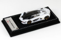 MR collection 1/64 Lamborghini Terzo Millennio Chameleon White Lmited 299pcs