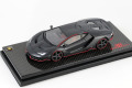 MR collection 1/43 Lamborghini Centenario Matt Carbon Fibre /Red Stripes Limited 19pcs