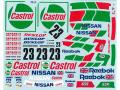 MSMクリエイション D097 1/24 スカイライン GT-R R32 1990 Macau Guia Race Winner【メール便可】