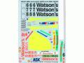 MSMクリエイション D119 1/24 BMW M3(E30) 1991 Macau Guia Race Watson's【メール便可】
