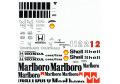 MSMクリエイション D151 1/20 マクラーレン MP4/5 フルデカール 【メール便可】