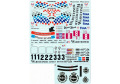 MSMクリエイション D196 1/24 BMW 318i E36 1995 STW /Macau Guia Race デカール 【メール便可】