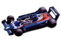 TAMEO MTG002 Tyrrell Ford 009 Monaco GP 1979 D.Pironi/J.P.Jarier