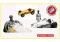 ** 予約商品 ** TAMEO MTG004 Ferrari 500F2 AVUS GP (Berlin) 1953 Ecurie Francorchamps Winner J.Swaters