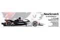 【お取り寄せ商品】 NewScratch 20E1920N3618 1/20kit Formula E GEN2 2019-2020 n.36/18