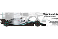 NewScratch 20F19N4477Rd1 1/20kit F1 2019 n.44/77 Rd.1 Australian GP