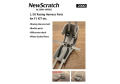 NewScratch 20RH-MP002 1/20 F1for 2019 Racing Harness Parts
