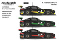 NewScratch 24SZK10h18N42-4 1/24 Mercedes AMG GT3 Suzuka 10H 2018 #42-43-44 Decal