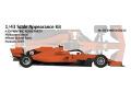 NewScratch 43F19N0516Rd14 1/43kit F1 SF90 2019 n.05/16 Rd.14 Italian GP