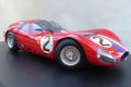 ** 予約商品 ** プロフィール P12002 1/12 マセラティ Tipo 151/3 Le Mans 1964