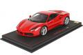 BBR P18106RC19 1/18 Ferrari 488GTB Rosso Corsa Limited 24pcs (ケース付)