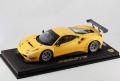 BBR P18122BV 1/18 フェラーリ 488GTE Yellow 20台限定 (ケース付)