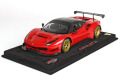 BBR P18123CF 1/18 フェラーリ 488GT3 Rosso Corsa /Carbon Roof 24台限定 (ケース付)