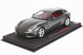 ** 予約商品 ** BBR P18129A1 1/18 Ferrari GTC4 Lusso Grigio Ferro metal Limited 24pcs (ケース付)