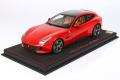 ** 予約商品 ** BBR P18129CPR 1/18 Ferrari GTC4 Lusso Rosso Corsa /Panoramic roof Limited 24pcs (ケース付)