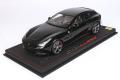 ** 予約商品 ** BBR P18129F 1/18 Ferrari GTC4 Lusso New Black Daytona Limited 24pcs (ケース付)