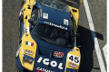 ** 予約商品 ** BBR P18139GV 1/18 Ferrari F40 LM Le Mans 1996 TEAM ENNEA IGOL n.45 (ケース付)