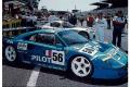 ** 予約商品 ** BBR P18139HV 1/18 Ferrari F40 LM Le Mans 1996 PIILOT Pen Racing n.56 (ケース付)