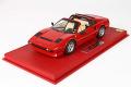 ** 予約商品 ** BBR P18142AV 1/18 フェラーリ 208GTS Turbo Red (ケース付)