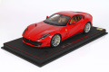 ** 予約商品 ** BBR P18147HCHV 1/18 Ferrari 812 Superfast Rosso Corsa Limited 36pcs (ケース付)