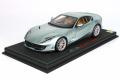 ** 予約商品 ** BBR P18147LV 1/18 Ferrari 812 Superfast Metallic Tevere Green (ケース付)