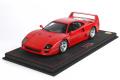 ** 予約商品 ** BBR P18151GAV 1/18 Ferrari F40 Valeo S/N79883 Gianni Agnelli personal car (ケース付)