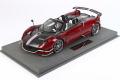 ** 予約商品 ** BBR P18159C1V 1/18 Pagani Huayra Roadster BC Special Metallic Red Limited 48pcs (ケース付)