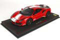 ** 予約商品 ** BBR P18160AV 1/18 Ferrari 488 PISTA Piloti Ferrari Rosso Corsa (ケース付)