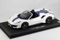 ** 予約商品 ** BBR P18162AV 1/18 Ferrari 488 PISTA Spider Pebble Beach 2018 Limited 300pcs (ケース付)