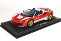 ** 予約商品 ** BBR P18162LAV 1/18 Ferrari 488 PISTA Spider Special version Lauda Limited 99pcs (ケース付)