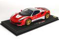 ** 予約商品 ** BBR P18163LAV 1/18 Ferrari 488 PISTA Spider Special version Lauda (closed roof) Limited 82pcs (ケース付)