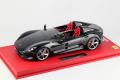 ** 予約商品 ** BBRC221A Ferrari Monza SP2 Black Limited 252pcs