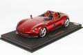 BBR P18165BV 1/18 Ferrari Monza SP2 Rosso Portofino Limited 100pcs (ケース付)