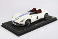 ** 予約商品 ** BBR P18165HV 1/18 Ferrari Icona SP2 Gloss Bianco Italia / Blue stripe Limited 109pcs (ケース付)