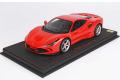BBR P18171A20RV 1/18 Ferrari F8 Tributo Rosso Scuderia /Red Brakes Limited 48pcs (ケース付)