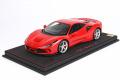 ** 予約商品 ** BBR P18171A2-21V 1/18 Ferrari F8 Tributo Rosso Corsa /Red Brakes Limited 48pcs (ケース付)