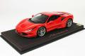BBR P18171ARCV 1/18 Ferrari F8 Tributo Rosso Corsa Limited 48pcs (ケース付)