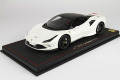 BBR P18171FWMV 1/18 Ferrari F8 Tributo Fuji White /Matt Black Roof Limited 12pcs (ケース付)
